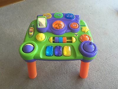 Bruin Baby Toy Musical Activity Table Model 8738