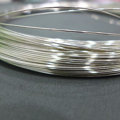 18ga,1.0mm,Half Hard,925 Sterling Silver Wire,5ft,10ft,20ft,Jewelry Craft Design