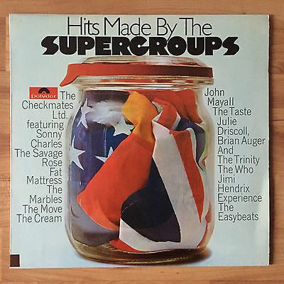 Hits Made By The Supergroups (1969)