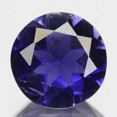 0.86 Cts Very Rare Top Quality Blue Color Natural Iolite Gemstones