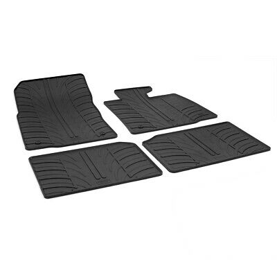 Mini Countryman (R60) 2010 - 2016 Tailored Rubber Moulded Car Floor Mats Set