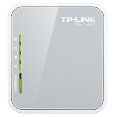 Tp-Link Tl-Mr3020 Tp-Link Tl-M3020  Portable 3G Wireless Nrouter
