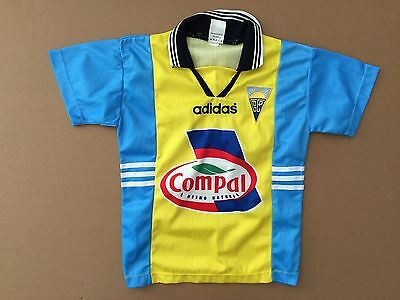 maglia calcio Estoril adidas Compal natural tag.8A trikot maillot jersey BS100