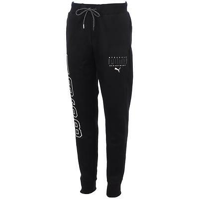 Pantalon de survêtement Puma Athletic pants cl black Noir 27165 - Neuf