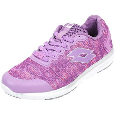 Chaussures running Lotto Ariane memoire forme rose Rose 39065 - Neuf