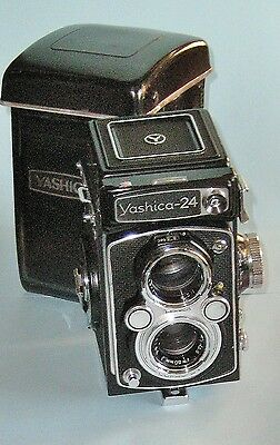Yashica 24 Tlr Camera