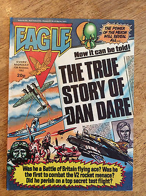 Eagle Comic - 13th November 1982 - IPC/Fleetway Publishing