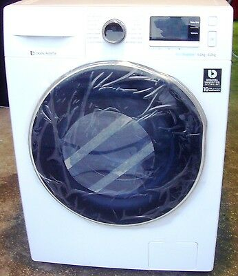 """Samsung """"WD90J6410AW"""" Ecobubble 1400 Spin Washer Dryer in White  NEW  RRP £749"""