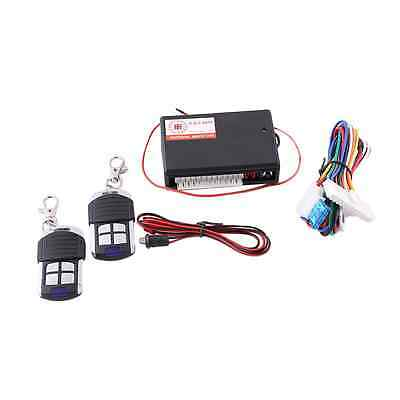 RC Remote Control Central Door Locks Keyless Entry System For Vehicle Car