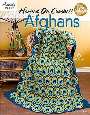 Hooked on Crochet! Afghans, Annie's | Paperback Book | 9781573676038 | NEW