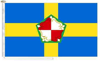 Pembrokeshire Sir Benfro County Roped & Toggled 2 Yard Courtesy Boat Flag