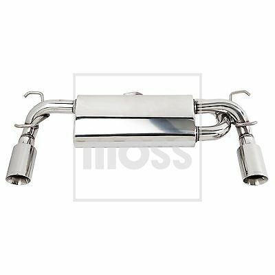 Mazda Mx5 Nc Mk3 S/s Sports Rear Silencer - To Clear - 909-696