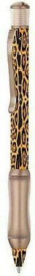 Sensa  Serengeti Wild Leopard   Ballpoint Pen New In Box 07101 Made In Usa