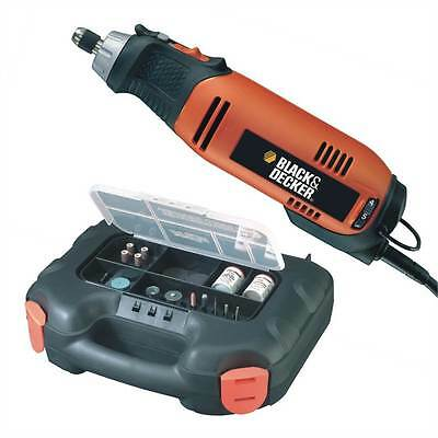 Black & And Decker Rt650Ka Multi Rotary Tool  With Case & Accessories