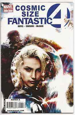 Fantastic Four #1 One-Shot Cosmic Size Special 2009