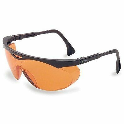 UVEX SKYPER BLUE LIGHT BLOCKING Computer Glasses SCT-Orange Focus Lens *NEW*