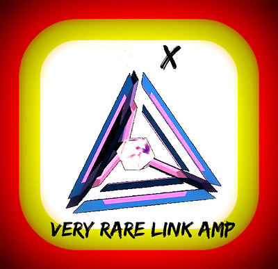INGRESS 25 LINK AMP VERY RARE VRLA VR LA niantic mod