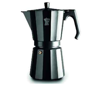 New Pezzetti Luxexpress 12 Cup Coffee Maker Espresso Stove Top Kitchen Home Cups