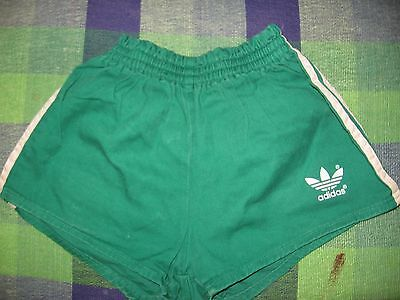 Vinage  shorts, made in West Germany, green, cotton, children size
