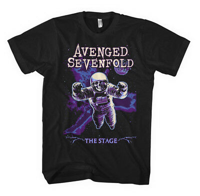 Avenged Sevenfold 'Polarised Astronaut' T-Shirt - NEW & OFFICIAL!