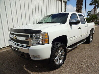 2009 Chevrolet Silverado 1500 LT 2009 Chevrolet Silverado 1500 LT Z71 4x4 5.3L V8 Engine Black Leather Interior