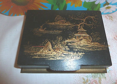 Box Of Playing Cards Vintage