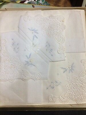Box Of Vintage Hankies