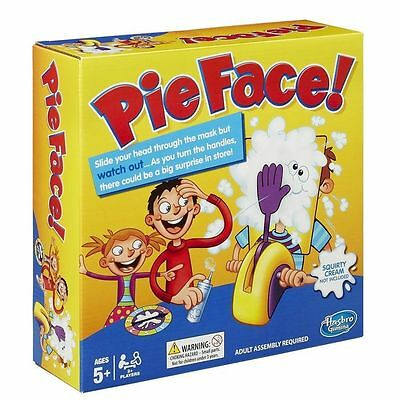 Game Pie Face Family Fun Toy Gift