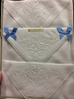 Boxed Vintage Hankies