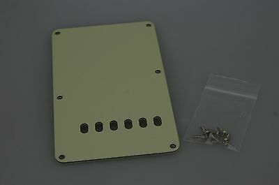 Fender Squier Classic Vibe Stratocaster TREMOLO COVER Back Plate Mint Green 5340