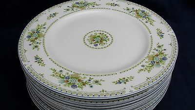Wedgwood PETERSHAM R4536 dinner plate up to 12 available