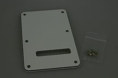 Fender Squier Vintage Modified 70's Strat TREMOLO COVER Back Plate 3 Ply 8939