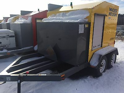 Wacker Neuson E3000 Ground Heater - Thaw Ground, Cure Concrete, Heat Air