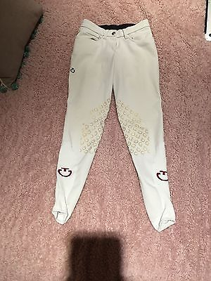 ladies cavalleria toscana breeches size 36