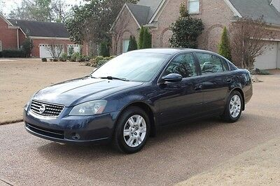 2006 Nissan Altima 2.5 S One Owner Perfect Carfax 39 Service and Maintenance Records Michelin Tires