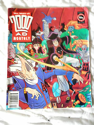 THE BEST OF 2000AD MONTHLYNo 89 (1993)