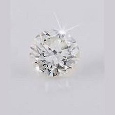 0.20 Cts Loose White Clear Brilliant Diamond investment grade 1/5th Carat SI1