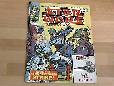 Star Wars Weekly 1978 UK Issue #2