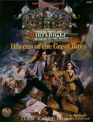 TSR Birthright Havens of the Great Bay Box NM