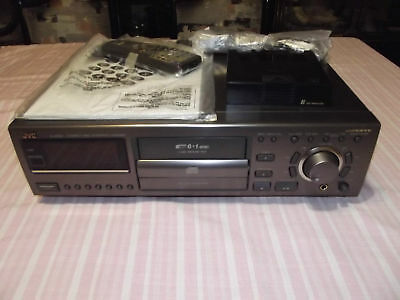 JVC XL-M5SD Compact Disc Changer CD Player NEW In BOX