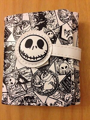 Nightmare Before Christmas Wallet Detachable Coin Purse