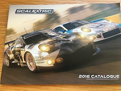 SCALEXTRIC C8178 Catalogue 2016 Edition