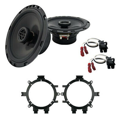 Fits Chevy Avalanche 2002-2006 Front Door Replacement HA-R5 Speakers New