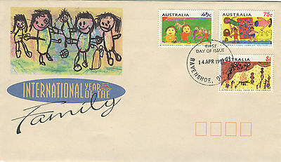 1994 - Australia - International Year of The Family - First Day Cover