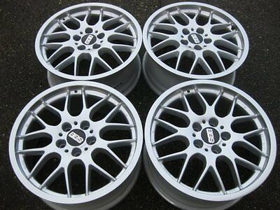 RARE - GENUINE BBS RX206 18x8 BMW Rims in stunning showrrom condition