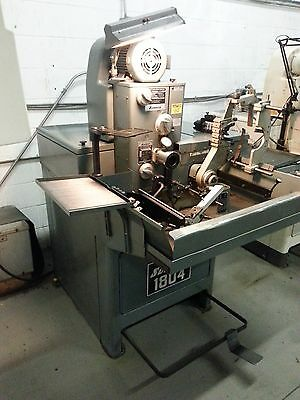 Sunnen Honing Machine MBC-1804-D with stone saver and automatic size control