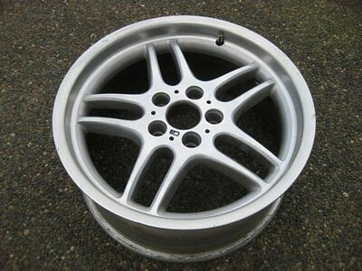 1 single FRONT 18x8 inch m-parrallel bmw Factory forged rim BMW 5 6 and 7 series