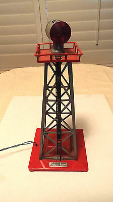 American Flyer 769 Aircraft Beacon Tower