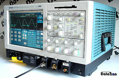 Oscilloscope Tektronix CSA7154  4 channel 1,5 GHz  20 GS/s Opt. 2M + Optical In
