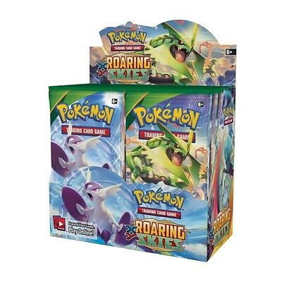 Pokemon XY Roaring Skies Booster New Sealed TCG Card Game - 1 BOOSTER PACK